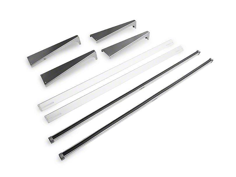 Access ADARAC Aluminum Series Bed Rack (02-18 RAM 1500 w/ 6.4 ft. Box & w/o RAM Box)