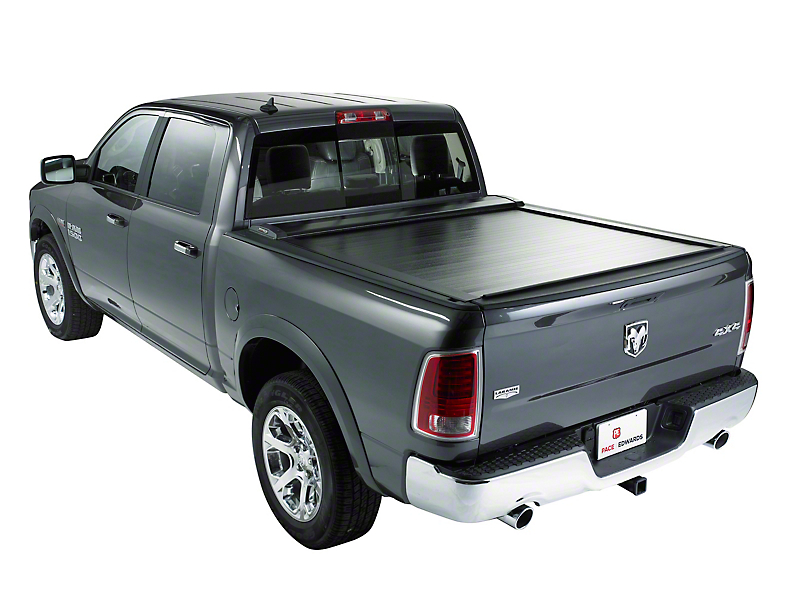 Pace Edwards SwitchBlade Metal Retractable Bed Cover (09-18 RAM 1500 w/o RAM Box)
