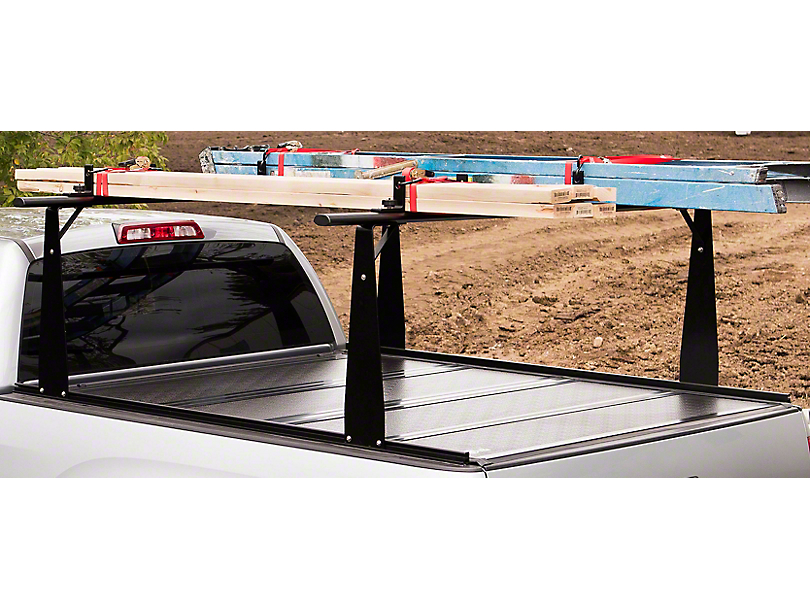 BAK Industries BAKFlip CS/F1 Contractor Series Pro Tri-Fold Tonneau Cover (2019 RAM 1500 w/o RAM Box)