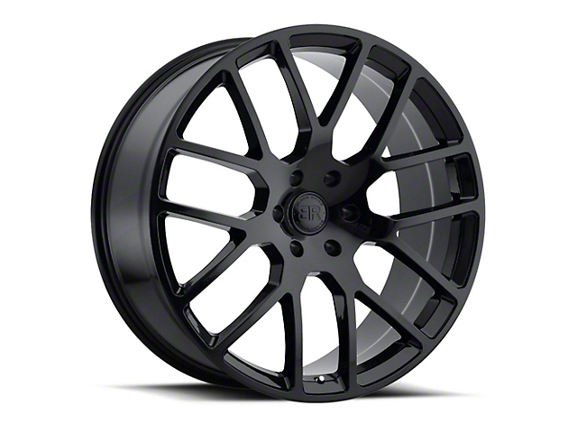 Black Rhino Kunene Gloss Black 5-Lug Wheel; 20x9; 20mm Offset (09-18 RAM 1500)