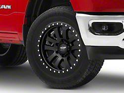 Pro Comp Wheels Prodigy Satin Black 6-Lug Wheel; 17x9; -6mm Offset (19-21 RAM 1500)