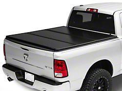 Rough Country Hard Tri-Fold Tonneau Bed Cover (09-18 RAM 1500 w/ 5.7 ft. Box & w/o RAM Box)
