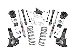 Rough Country 6-Inch Suspension Lift Kit (09-18 2WD V8 RAM 1500)