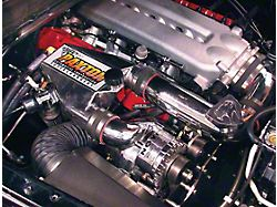 Paxton NOVI 2000 Supercharger Kit; Satin Finish (04-06 RAM 1500 SRT-10)