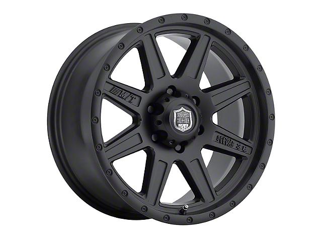 Mickey Thompson Deegan 38 Pro 2 Black 5-Lug Wheel - 17x9 (02-18 RAM 1500, Excluding Mega Cab)