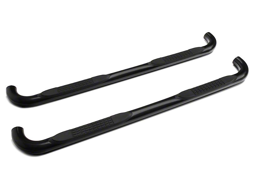 Duratrek 3 in. Side Step Bars - Black (2019 RAM 1500 Quad Cab, Excluding 2019 RAM Classic)