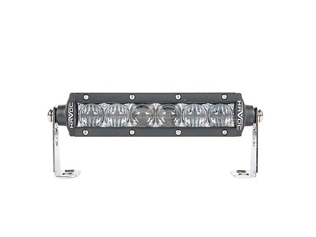Havoc Offroad 6 Inch Trail Series Single Row LED Light Bar