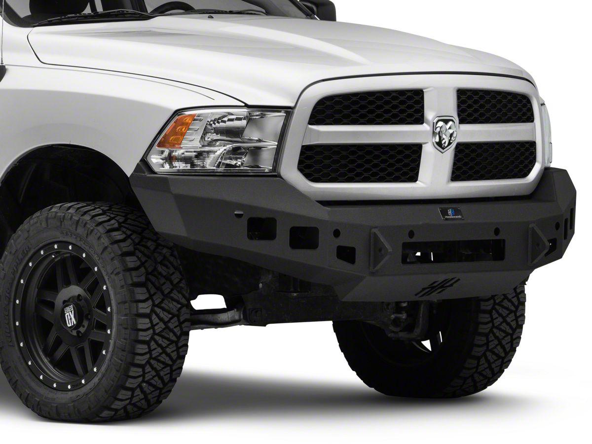 Ram 1500 Bumper >> Hammerhead Low Profile Front Bumper 13 18 Ram 1500 Excluding Rebel