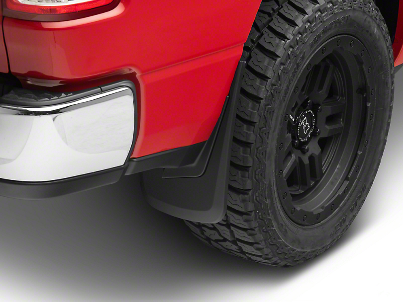 Husky Custom Molded Front & Rear Mud Guards (2019 RAM 1500)