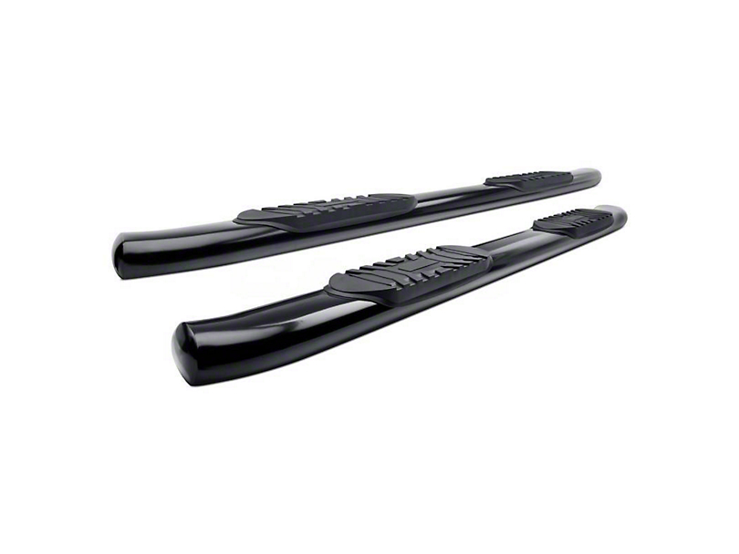 Black Horse Off Road 5 in. Extreme Side Step Bars - Black (2019 RAM 1500 Crew Cab)