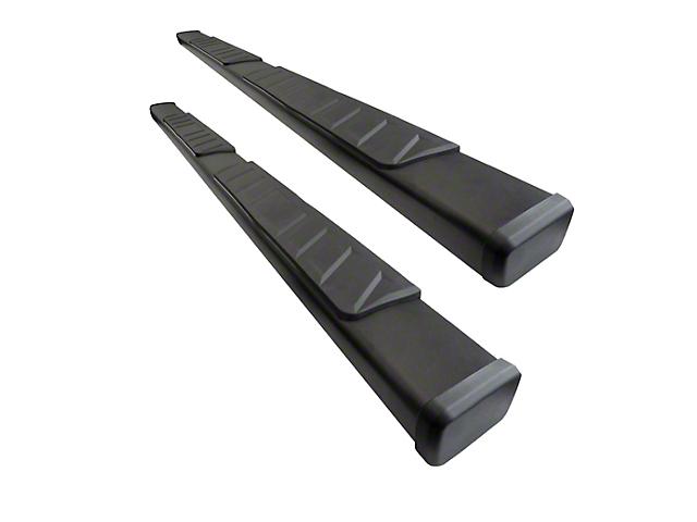 Summit Running Boards; Black (19-21 RAM 1500 Quad Cab)