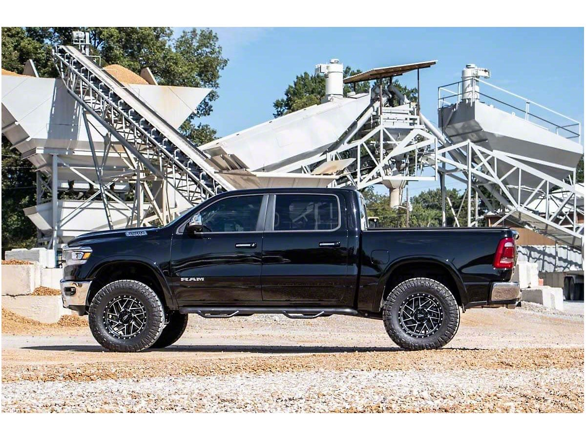 6 Inch Lift Kit For Chevy 1500 4wd >> Rough Country 6 In Suspension Lift Kit 19 20 4wd Ram 1500 W O Air Ride Excluding Rebel