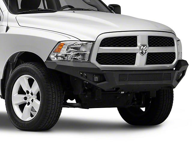 Barricade HD Off-Road Front Bumper w/ LED Fog Lights (13-18 RAM 1500, Excluding Rebel)