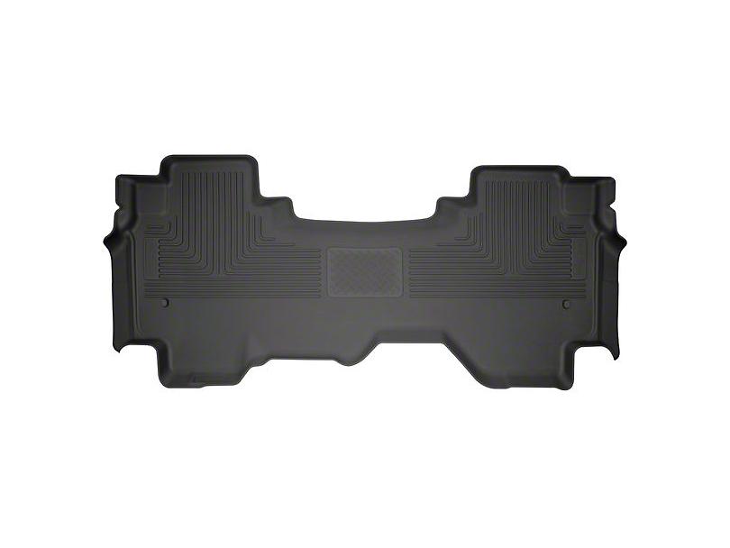 Husky WeatherBeater 2nd Seat Floor Liner - Black (19-20 RAM 1500 Quad Cab)