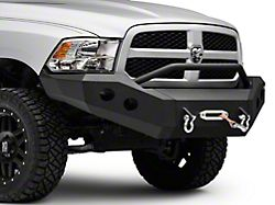 DV8 Offroad Recovery Front Bumper with Bull Bar (13-18 RAM 1500, Excluding Rebel)