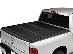 Proven Ground Low Profile Hard Tri-Fold Tonneau Cover (09-18 RAM 1500 w/ 5.7-Foot & 6.4-Foot Box & w/o RAM Box)