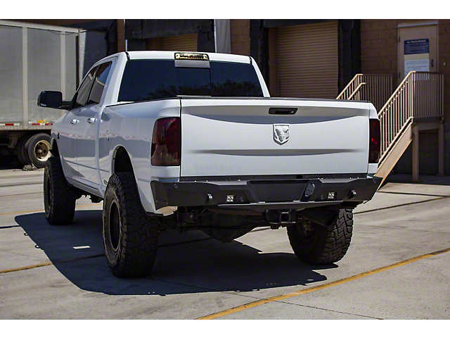 Addictive Desert Designs Stealth Fighter Rear Bumper (09-18 RAM 1500)