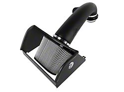 AFE Magnum FORCE Stage 2 Cold Air Intake with Pro DRY S Filter; Black (19-21 5.7L RAM 1500)