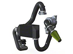 Hamburger Superchargers Stage 1 Supercharger Kit (13-18 5.7L RAM 1500)