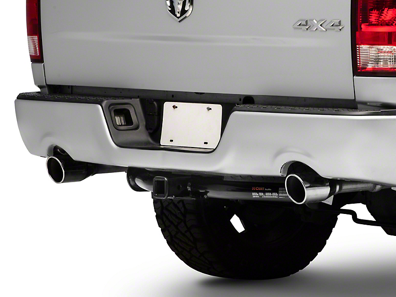 Class III Trailer Hitch (09-18 RAM 1500 w/o Factory Hitch)