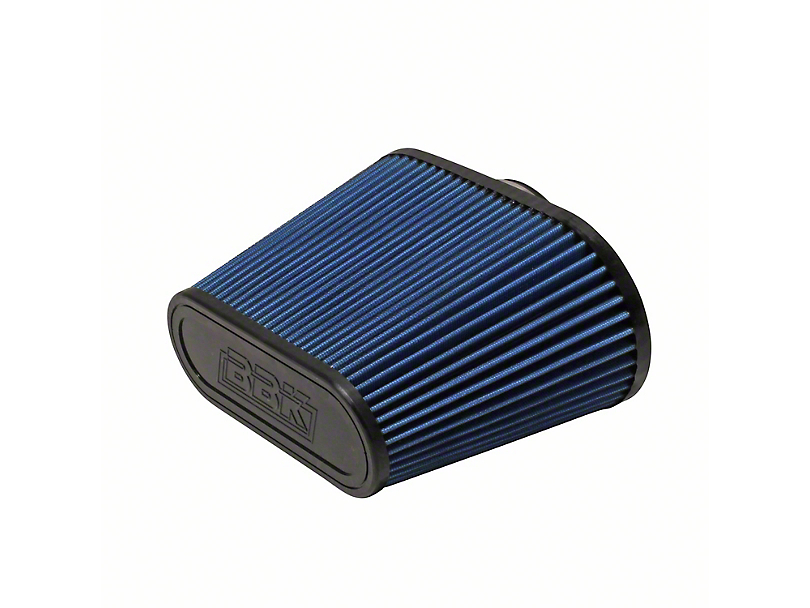 BBK Cold Air Intake Replacement Blue Air Filter (08-20 5.7L HEMI, 6.1L HEMI)