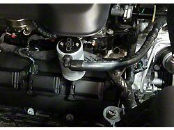 JLT 3.0 Satin Oil Separator; Passenger Side (19-21 5.7L RAM 1500)