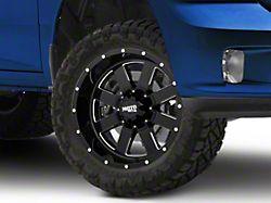 Moto Metal MO962 Gloss Black Milled 5-Lug Wheel; 20x10; -24mm Offset (09-18 RAM 1500)