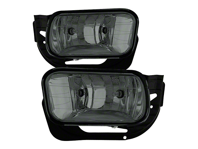 OEM Style Fog Lights without Switch; Smoked (09-12 RAM 1500)
