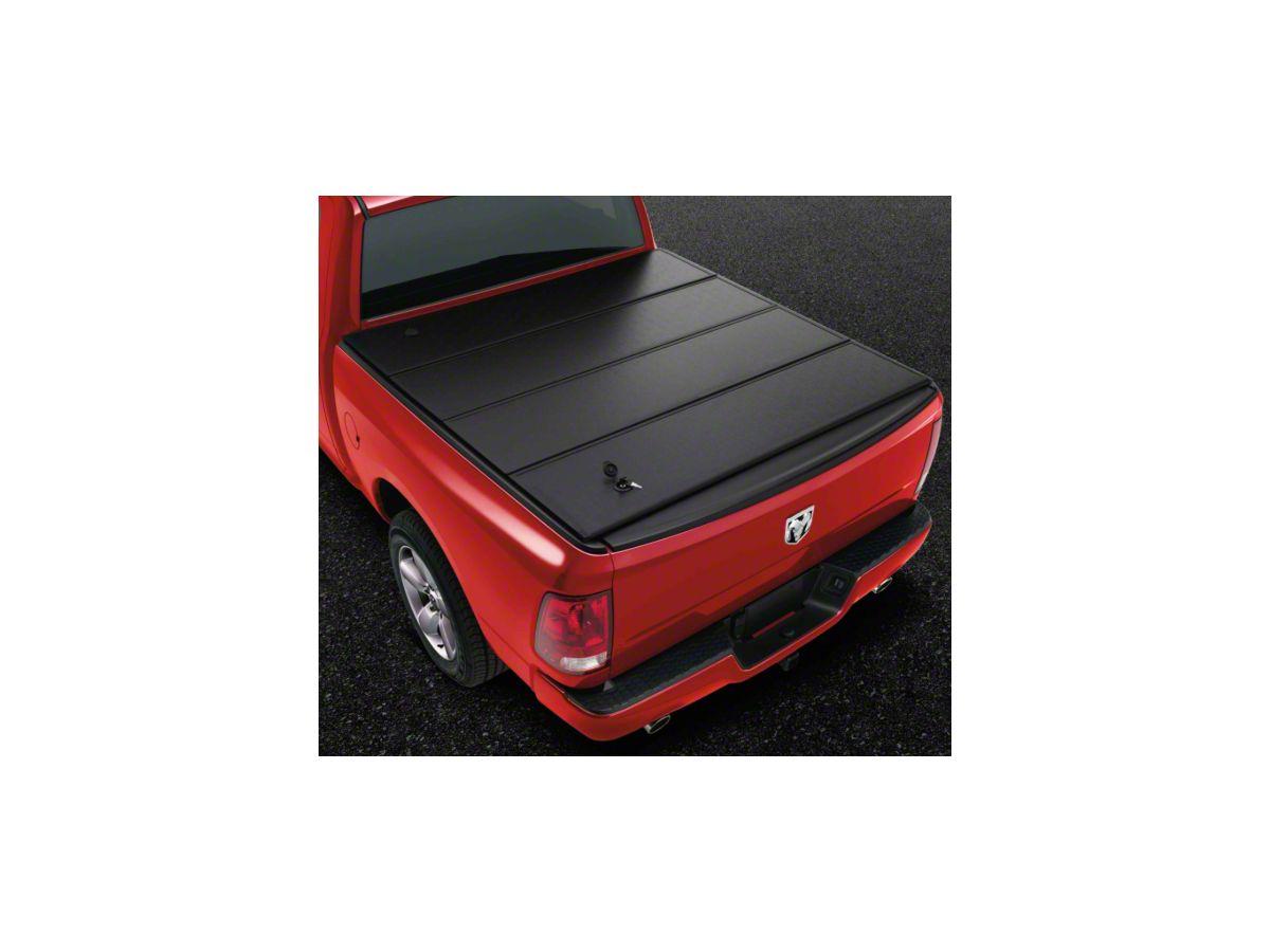 Mopar Ram 1500 Hard Tri Fold Lockable Tonneau Cover R110885 09 18 Ram 1500