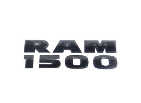 NUMBER 0 O  02-08 Dodge Ram Door Emblem Letter Symbol Logo Badge Word Name Plate