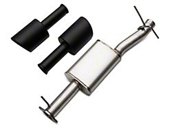 Proven Ground C&L Series Direct-Fit Performance Muffler with Black Tips (19-21 5.7L RAM 1500 w/ Factory Dual Exhaust)
