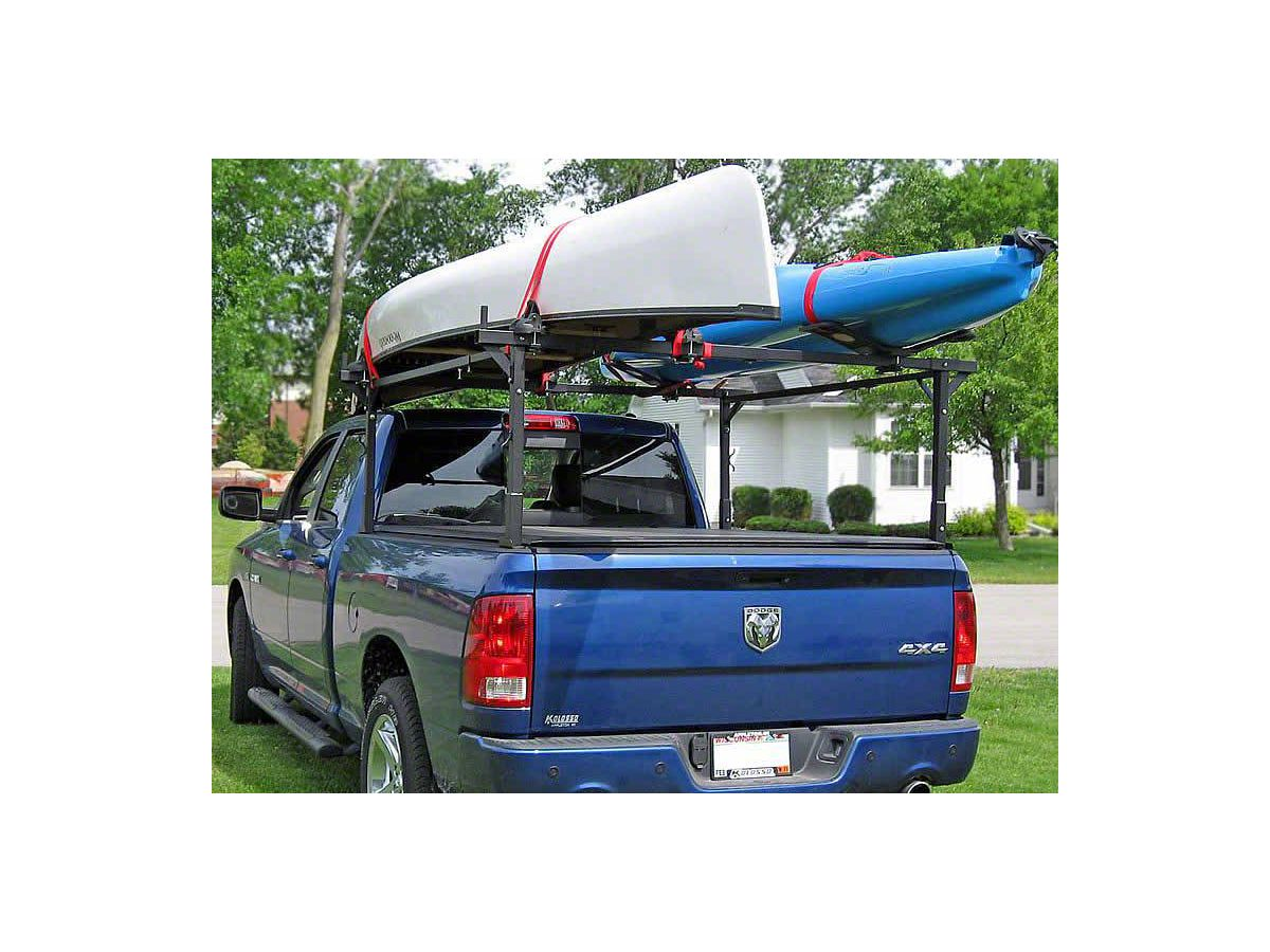 Us Rack Ram 1500 Stake Pocket Truck Rack For Tonneau Covers Black 84210511 02 21 Ram 1500 W O Ram Box Excluding Mega Cab