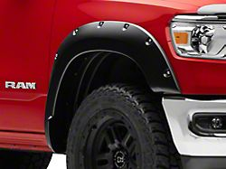 RedRock 4x4 Pocket Style Fender Flares (19-21 RAM 1500, Excluding TRX and Classic Models)
