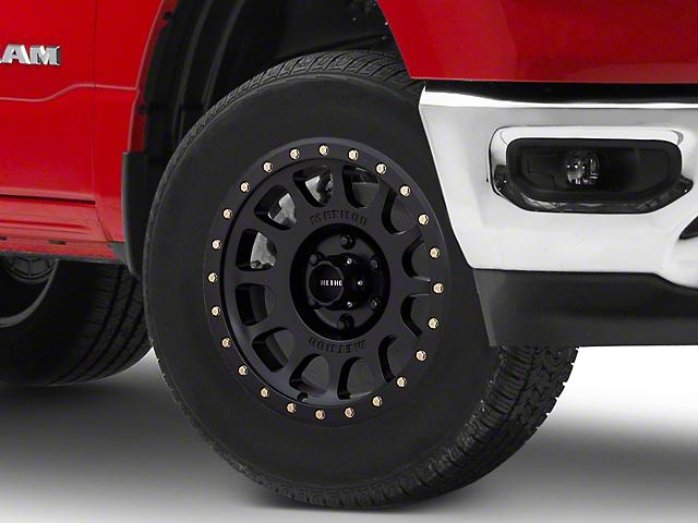 Method Race Wheels MR305 NV Matte Black 6-Lug Wheel; 17x8.5; 0mm Offset (09-14 F-150)