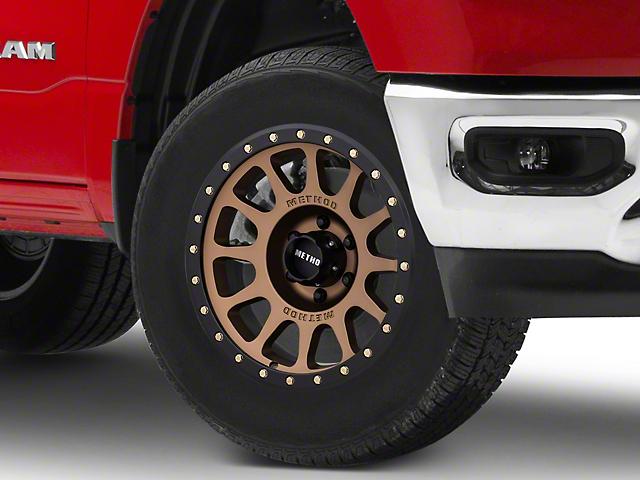 Method Race Wheels MR305 NV Bronze 6-Lug Wheel; 17x8.5; 0mm Offset (09-14 F-150)