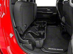 Underseat Storage; Black (19-21 RAM 1500 Crew Cab)