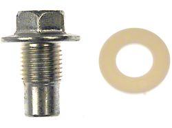 Oil Drain Plug (1991 2.5L Jeep Wrangler YJ; 92-06 Jeep Wrangler YJ & TJ)