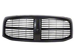 Grille Assembly; Replacement Part (06-08 RAM 2500)