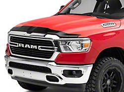 Weathertech Low Profile Hood Protector; Dark Smoke (19-21 RAM 1500, Excluding TRX, Rebel & Trucks with Sport Performance Hood)