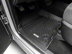 Proven Ground Precision Molded Front Floor Liners; Black (09-18 RAM 1500 Crew Cab)