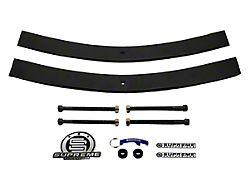 Supreme Suspensions 2-Inch Rear Add-A-Leaf Spring Leveling Kit (02-08 RAM 1500, Excluding Mega Cab)