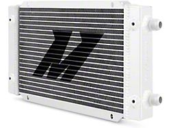 Mishimoto Universal 19-Row Dual Pass Oil Cooler (Universal; Some Adaptation May Be Required)