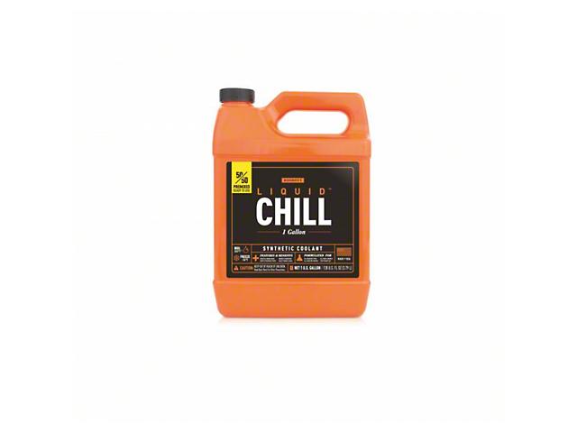 Mishimoto Engine Coolant Additive; Liquid Chill Synthetic Engine Coolant; Premixed (Universal Fitment)