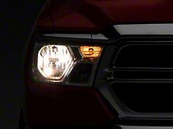 OE Night Edition Headlight; Black Housing; Clear Lens; Passenger Side (19-21 RAM 1500 Big Horn, Tradesman)