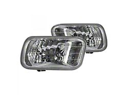 OE Style Replacement Fog Lights; Clear (09-12 RAM 1500)
