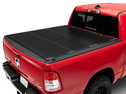 Barricade Low Profile Hard Tri-Fold Tonneau Cover (19-21 RAM 1500 w/ 5.7-Foot Box & w/o RAM Box)