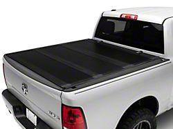 Barricade Low Profile Hard Tri-Fold Tonneau Cover (09-18 RAM 1500 w/ 5.7-Foot & 6.4-Foot Box & w/o RAM Box)