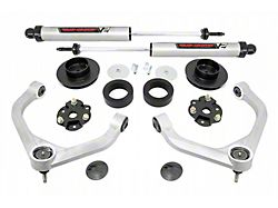 Rough Country 3.50-In Bolt-On Suspension Lift Kit with V2 Monotube Shocks (19-21 4WD RAM 1500 w/o Air Ride, Excluding TRX)