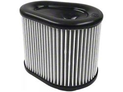 S&B Cold Air Intake Replacement Dry Extendable Air Filter (14-18 3.0L EcoDiesel RAM 1500)
