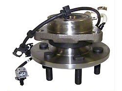 Axle Hub Assembly; Front Right; with ABS (02-03 4WD RAM 1500)